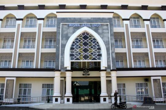 Asrama Haji Makassar disiapkan menjadi tempat isolasi pasien COVID-19