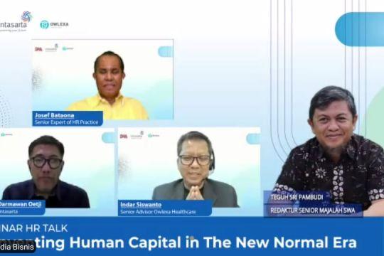 "Peran pengelola SDM dan ""human capital"" kian penting di era pandemi"