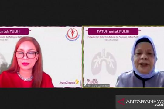 Dokter: Kanker paru jadi penyebab kematian tertinggi di Indonesia