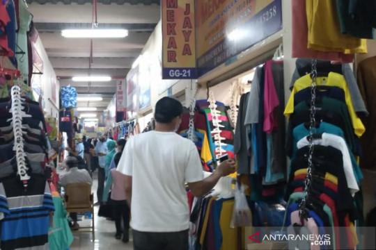 Pelonggaran PPKM belum mampu dongkrak kunjungan di Pasar Klewer  Solo
