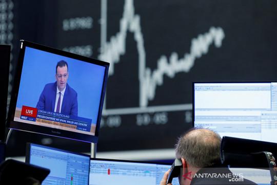 Saham Jerman berakhir di zona merah, indeks DAX 40 merosot 0,79 persen