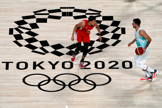 Luka Doncic bawa Slovenia ke perempat final basket Olimpiade