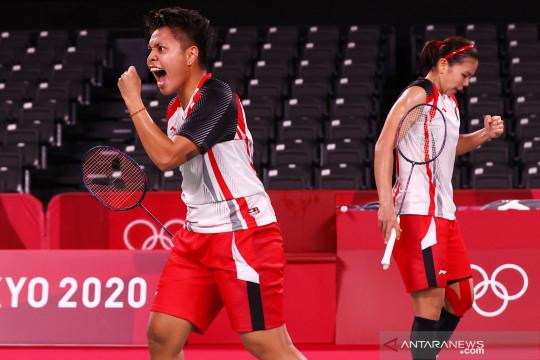 (Round-up): wakil panahan habis, The Daddies ke semifinal Olimpiade