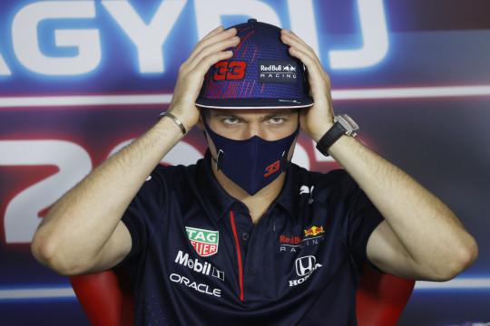 Verstappen komentari insiden kecelakaan dengan Hamilton di Silverstone