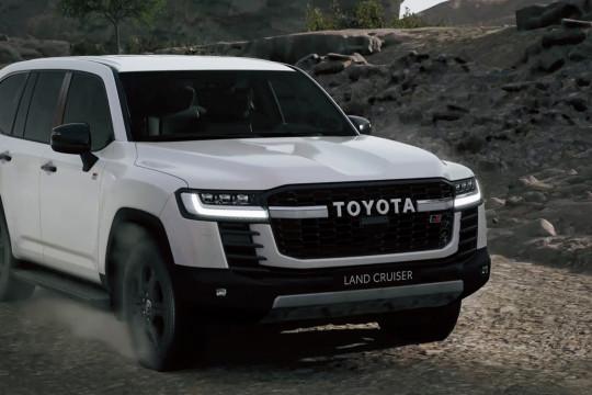 Toyota larang pemilik jual kembali LC300 2022