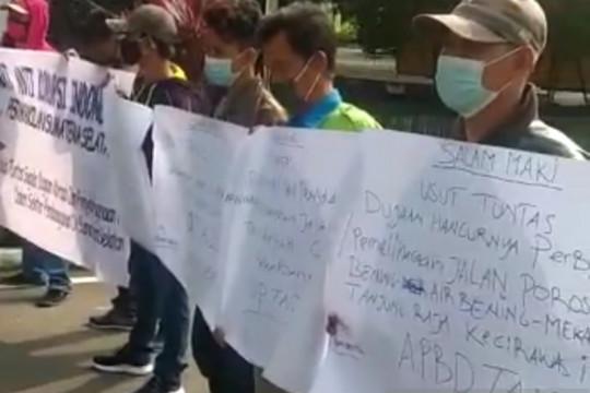 MAKI minta jaksa mengungkap dugaan korupsi bansos Dinsos Sumsel
