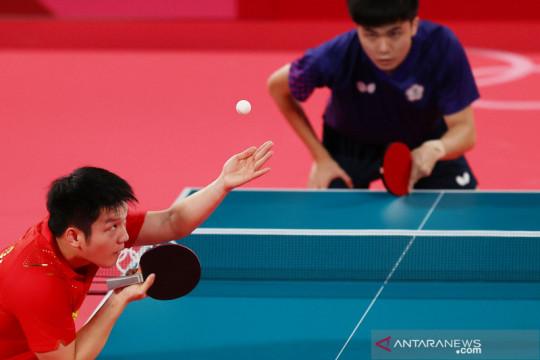 Olimpiade Tokyo: Fan Zhendong melaju ke final tunggal putra tenis meja