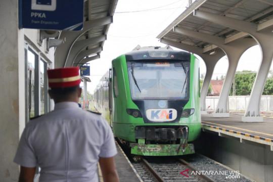 PT KAI Divre Sumbar mencatat 23 kecelakaan periode Januari-Juli 2021