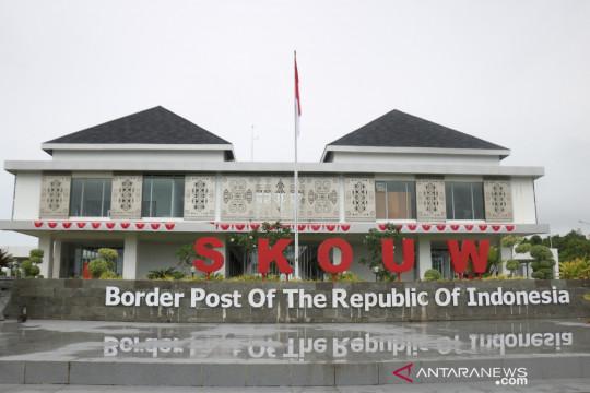 Pembukaan perbatasan RI-PNG di PLBN Skouw ditunda