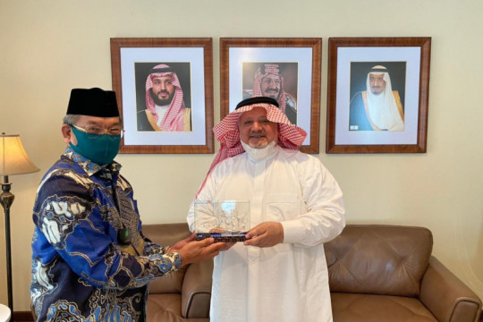 Kemenag temui Dubes Saudi minta kejelasan soal umrah