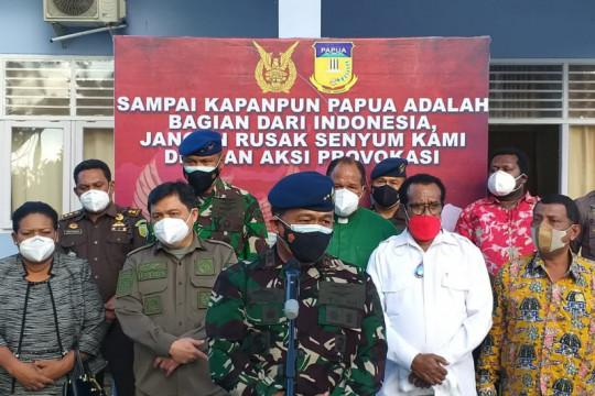 Insiden Merauke Pangkoopsau III minta maaf kepada masyarakat Papua