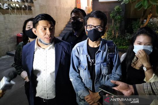 Polda Metro Jaya memeriksa Jerinx di Bali