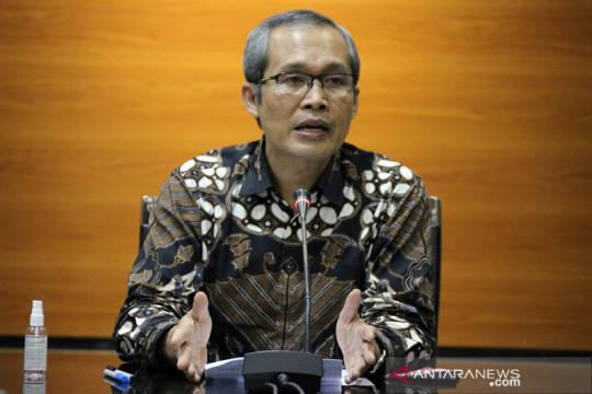 KPK sampaikan penghargaan atas jasa 56 pegawai yang akan diberhentikan