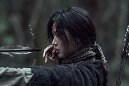 "Empat momen kehebatan Gianna Jun di ""Kingdom: Ashin of the North"""