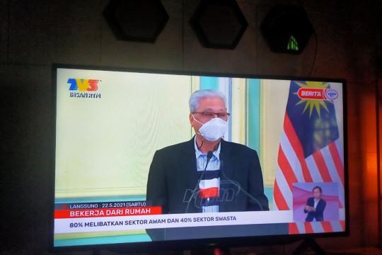 Wakil PM Malaysia nyatakan 110 legislator masih dukung pemerintah