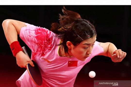 Olimpiade Tokyo: Semi final tunggal putri tenis meja