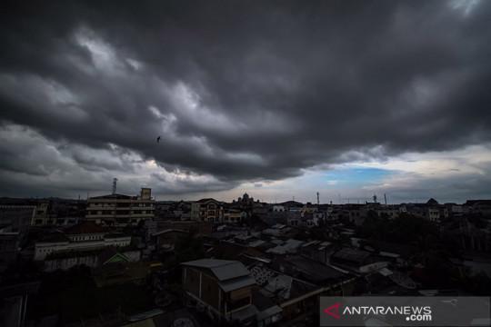 Hujan lebat berpotensi mengguyur sejumlah wilayah Indonesia