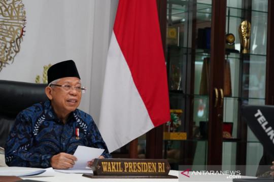 """Wapres dorong Bali capai """"herd immunity"""" untuk bangkitkan pariwisata"""