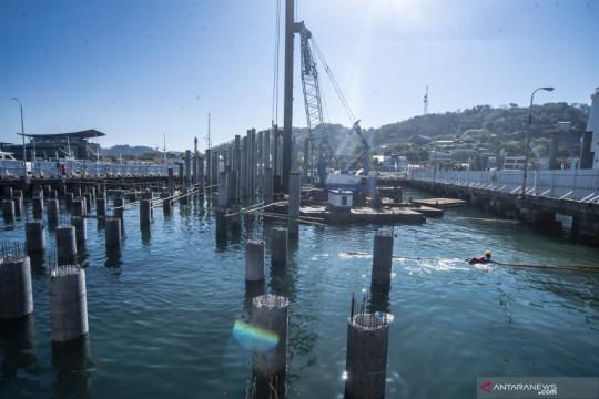 Pembangunan Pelabuhan Multipurpose Wae Kelambu