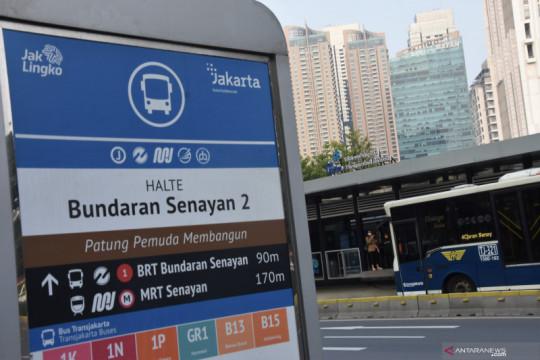 Dukung PPKM, TransJakarta kurangi operasional armada bus