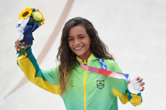 "Skater cilik Brazil dapat ""kejutan hukum"" sepulang dari Olimpiade"
