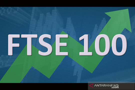 Saham Inggris berakhir positif, indeks FTSE 100 terkerek 0,16 persen