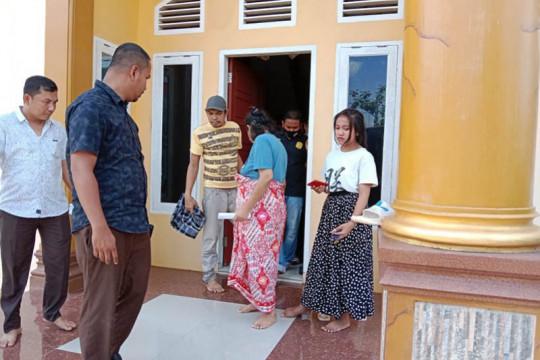 Kejari Lhokseumawe menangkap DPO terpidana korupsi dana desa