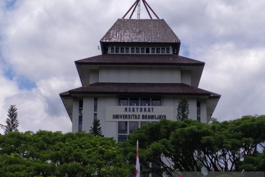 Universitas Brawijaya naik satu strip ke posisi 4 versi Webometriccs
