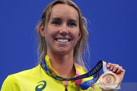 Emma McKeon siap tambah koleksi emas Australia di Tokyo 2020