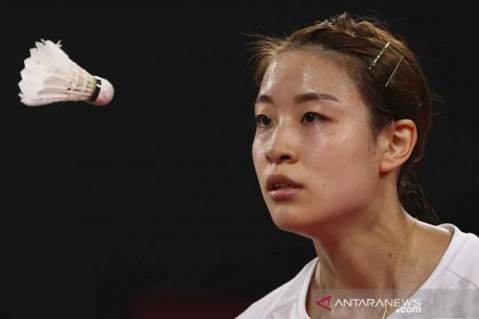 Nozomi Okuhara kandas di perempat final