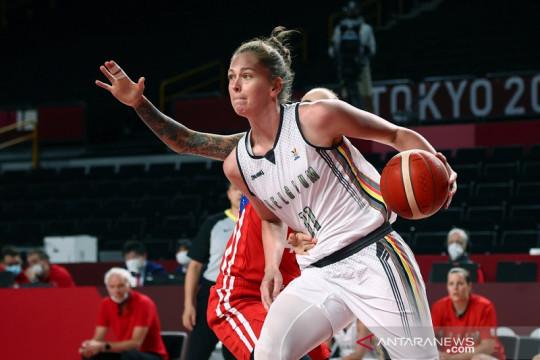 Ringkasan basket Olimpiade: Belgia, China jejaki perempat final putri