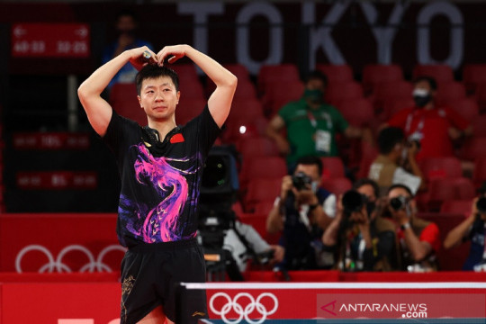 Ringkasan medali Olimpiade Tokyo Jumat 30 Juli, China panen empat emas