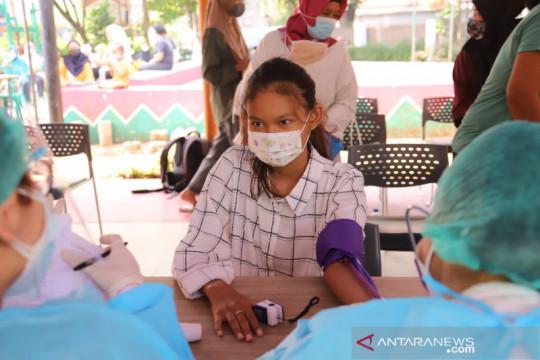 HIPMI Jaya telah vaksin 5.700 warga DKI Jakarta