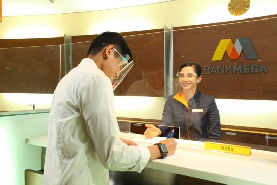 Bank Mega torehkan pertumbuhan laba 32 persen pada triwulan II 2021