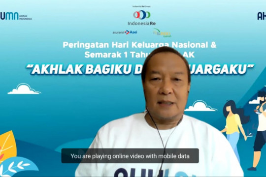 Satu tahun AKHLAK, ini tiga aspek utama Indonesia Re