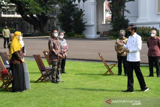 Presiden Jokowi akui kemunculan corona varian delta tidak terprediksi