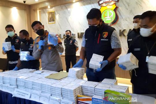 Polisi periksa Direktur PT ASA sebagai tersangka penimbun obat