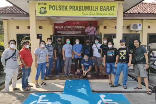 Resmob Polda Jambi tangkap pembunuh Plt Kepala BPBD Merangin