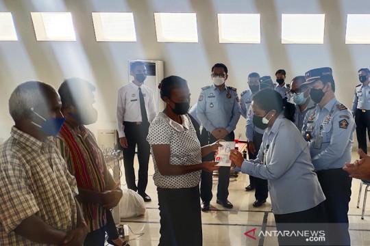 Imigrasi Atambua terbitkan 10 Pas Lintas Batas untuk warga perbatasan