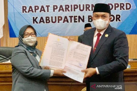 DPRD-Pemkab Bogor mulai rancang APBD 2022