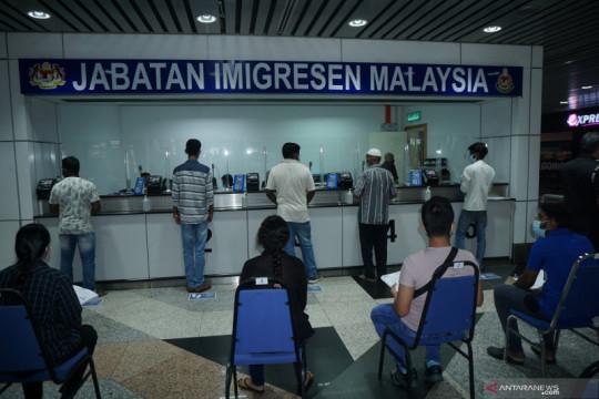 Imigrasi Malaysia buka konter rekalibrasi pulang di Stulang Laut