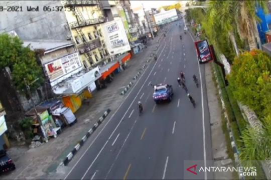 Polisi tangkap penabrak pesepeda di Makassar setelah videonya viral