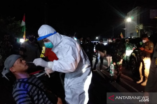 Kasus positif COVID-19 Kabupaten PPU tambah 104 orang
