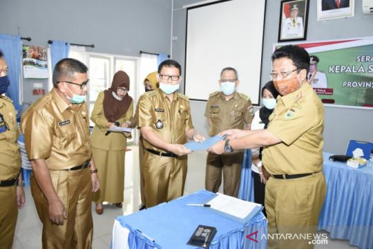 Tunjangan pembelajaran daring 9.336 guru honor SMA-SMK Sumsel cair