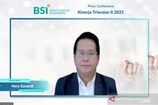 BSI telah migrasikan 7,2 juta rekening BNIS dan BRIS per Juli 2021