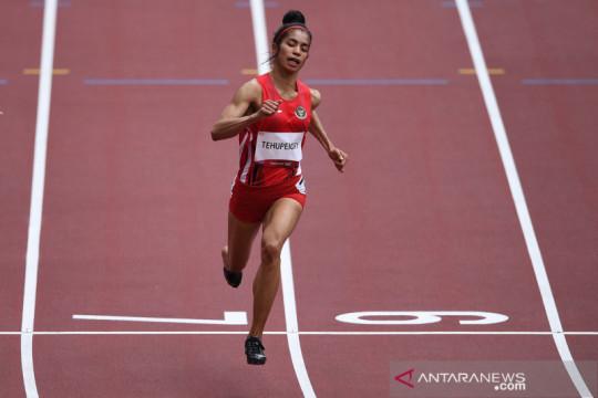Penyisihan atletik 100 meter putri Olimpiade Tokyo