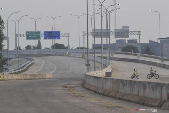 Proyek Jalan Tol Cibitung-Cilincing capai 86,31 persen