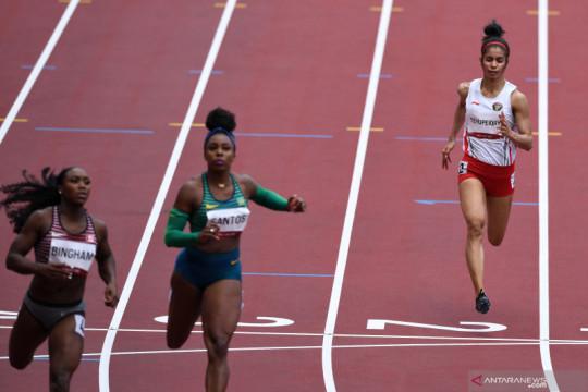 Alvin Tehupeiory petik pengalaman berharga di Olimpiade Tokyo