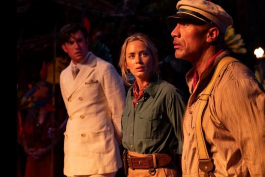 """""""Jungle Cruise"""" ajak penonton berpetualang di hutan hujan Amazon"""
