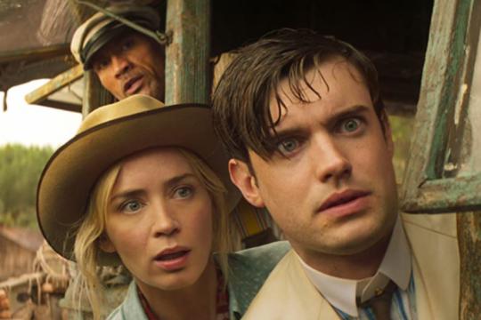 """""""Jungle Cruise"""" rajai box office AS pada pekan ini"""